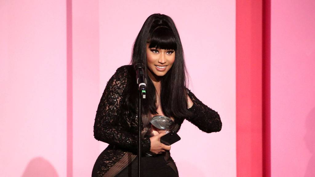 Nicki Minaj Lands Win In Tracy Chapman Copyright Battle