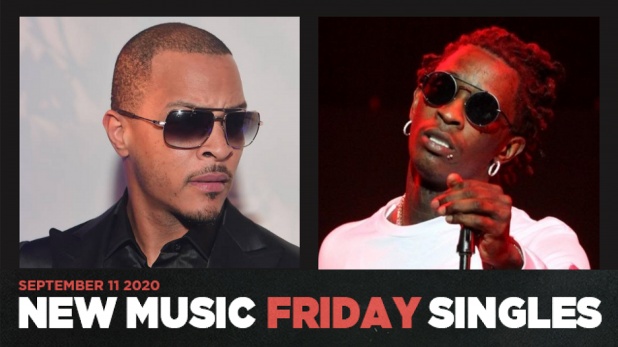 New Music Friday - New Singles From T.I. & Young Thug, Trippie Redd, Ludacris & Chance The Rapper & More