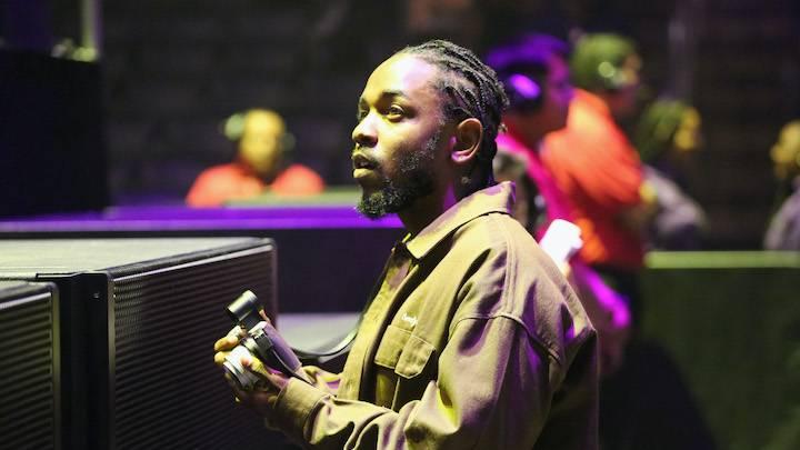 Kendrick Lamar's 'DAMN.' Certified Platinum In The U.K.