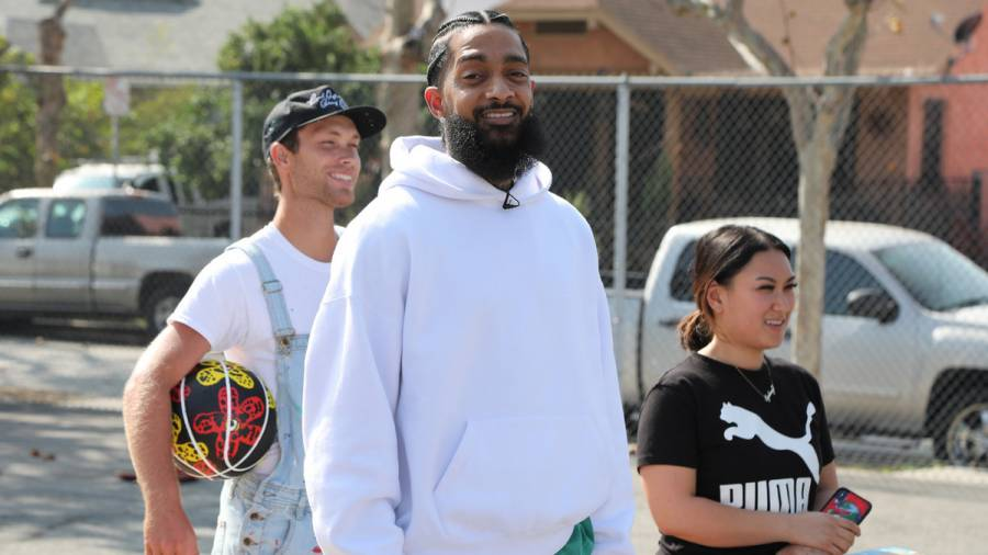 Nipsey Hussle's Verse For JAY-Z Collab 'What It Feels Like' Is Actually 8 Years Old