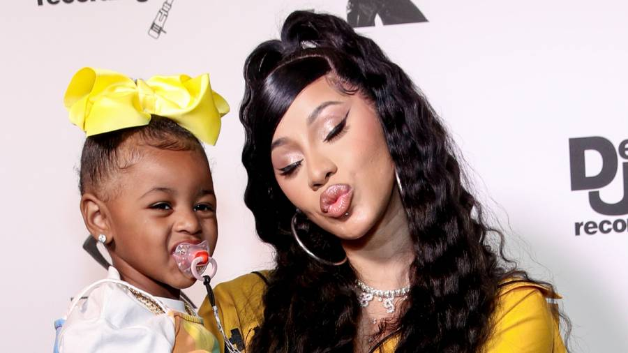 Cardi B Slams Fans Bashing Offset: 'I Will Slap The Shit Out Of You In Courtesy Of Kulture'