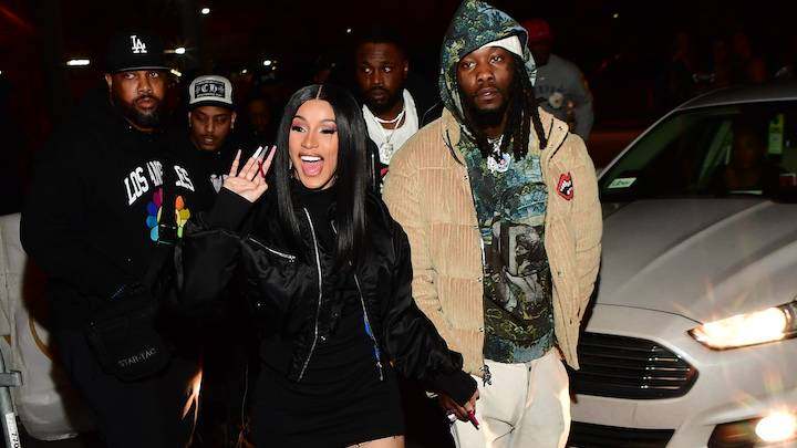 Offset Cops Cardi B $330K Rolls-Royce As Divorce Still Looms