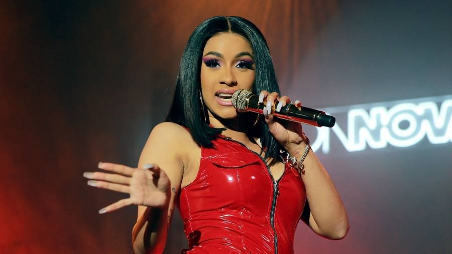 Cardi B Offers $10K For Gun-Toting Robbery Suspect's ID, Prompting Advice From T.I.