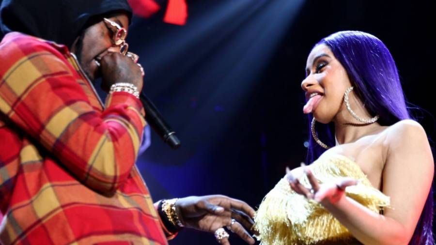 Are Cardi B & Offset Already Back Together?