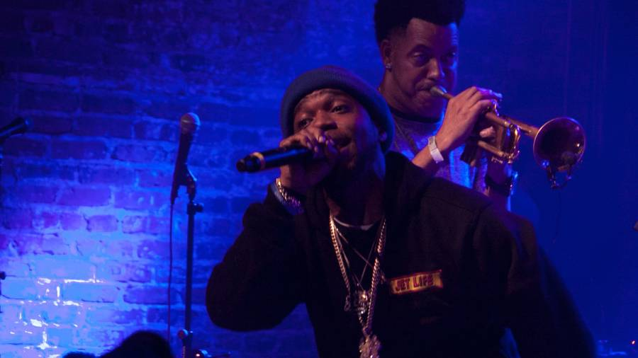 Curren$y Proclaims Quarantine Leveled Playing Field For Lyricists As He Readies Hit-Boy Beats