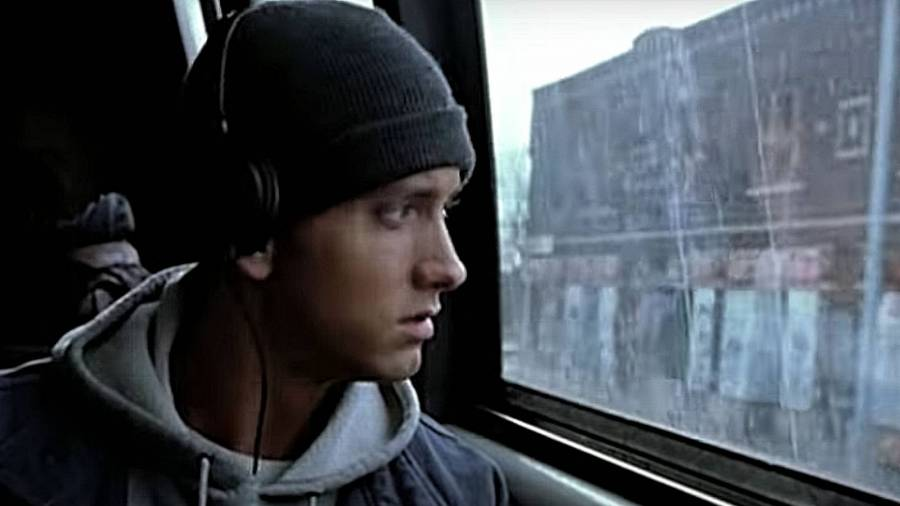 Eminem's '8 Mile' Smash 'Lose Yourself' Hits 1B Spotify Streams