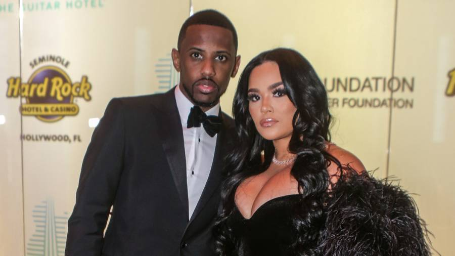 Fabolous Posts Heartfelt Message To Emily B About Their Relationship, But Social Media Isn't Having It