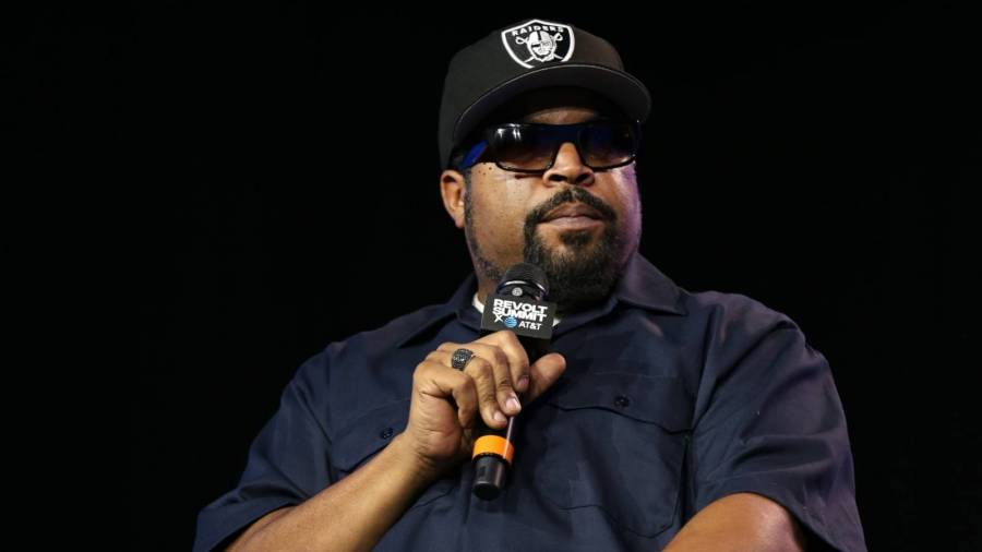 Ice Cube Gets Persecuted On Twitter After Being Accused Of Being A Trump Supporter