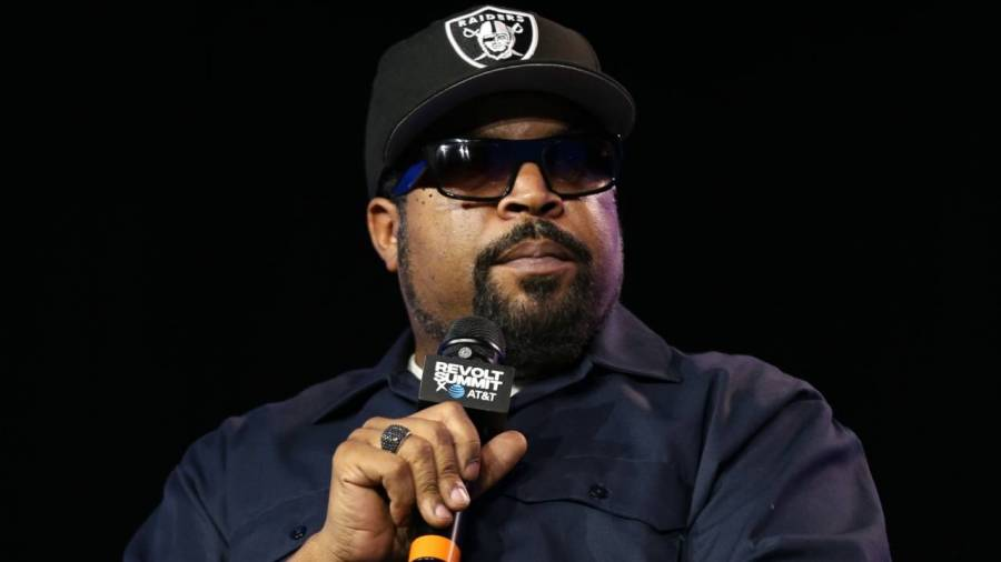 Ice Cube Gets Persecuted On Twitter After He's Accused Of Being A Trump Supporter