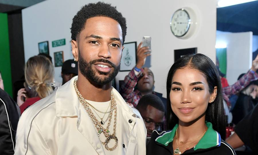 Big Sean The Seafood Hater Reveals How Jhené Aiko Made Him Eat Fish