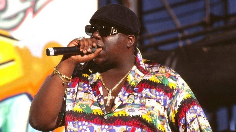 Biggie's Previously Unreleased 1997 Pepsi Freestyle Gets Fresh Video For Rock & Roll Hall Of Fame Induction