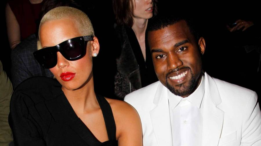 Amber Rose Demands Kanye West 'Leave Her Alone' After Calling Her 'A Prostitute' During Presidential Rally