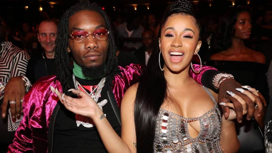 Offset Clowns Cardi B For Infamous Instagram Nipple Slip