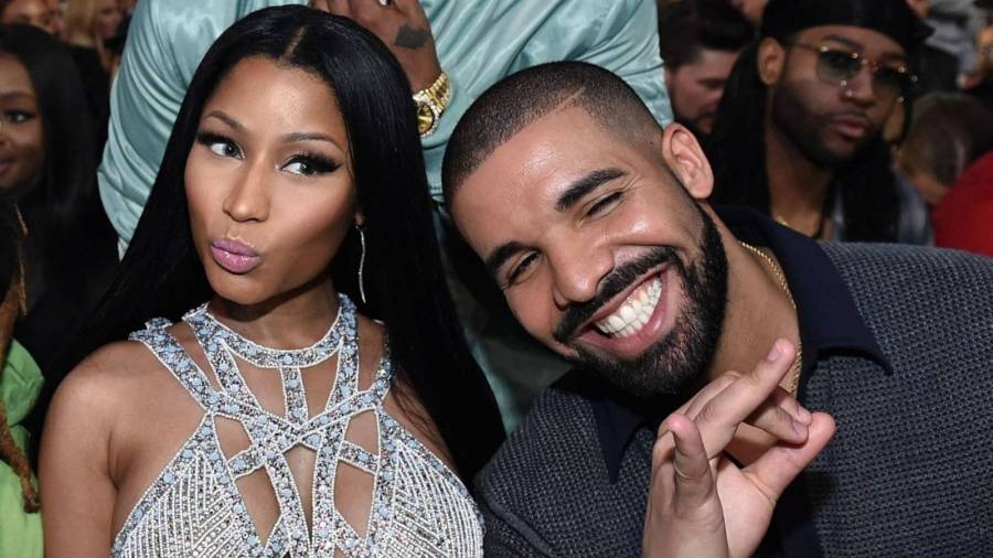 Nicki Minaj Wishes Drake A Happy 34th Birthday As He's Roasted For 'Mac & Cheese With Raisins' Party Menu - HipHopDX