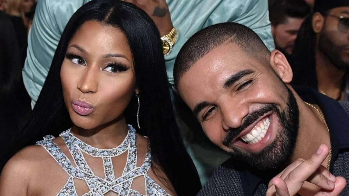 Drake & Nicki Minaj Link Up For Polo G 'Hall Of Fame' Listening Session