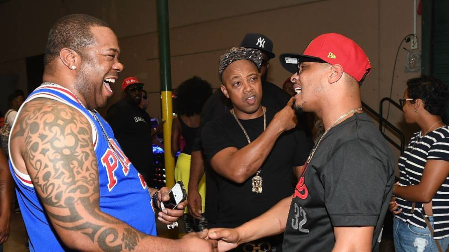 Busta Rhymes Taunts 'King Of The South' T.I. After Verzuz White Flag