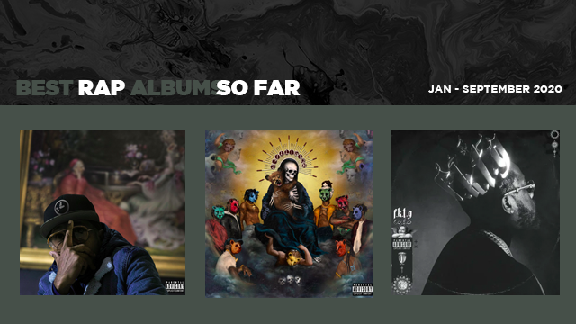 The Best Rap Albums of 2020 ...so far