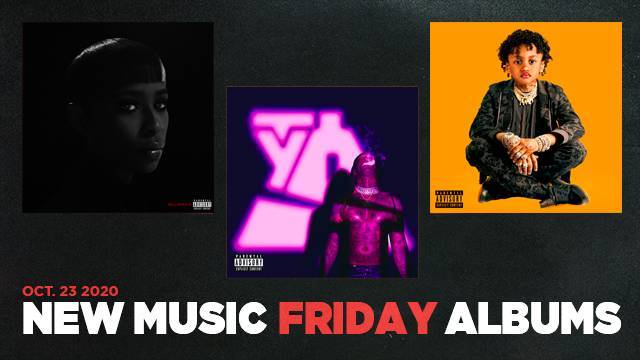 New Music Friday - New Albums From Ty Dolla Sign, Joyner Lucas, DeJ Loaf & More