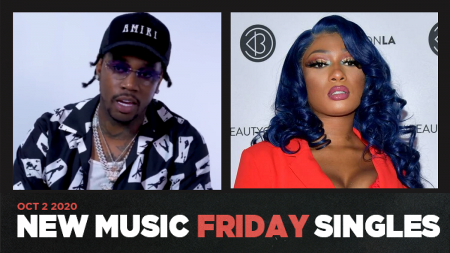 New Music Friday —  New Singles From Fivio Foreign & Polo G, YFN Lucci, Megan Thee Stallion & Young Thug & More