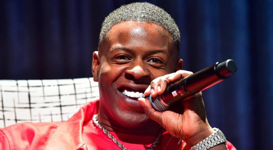 Blac Youngsta Arrested On Gun Charge In Dallas