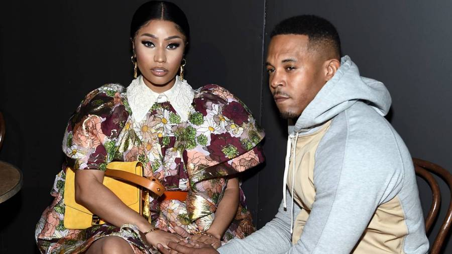 Nicki Minaj's Son Now Has A Lifetime Supply Of Baby Adidas Yeezys