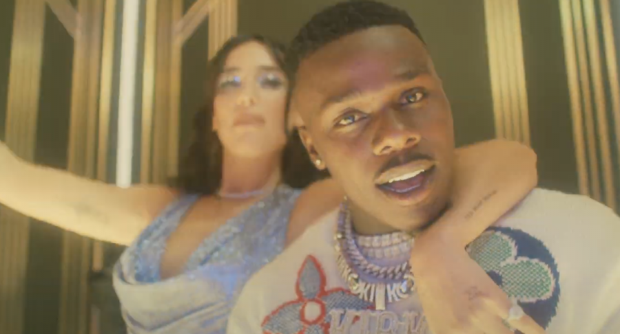 DaBaby Crowns Himself 'One Of The Greatest' On Dua Lipa's 'Levitating' Remix