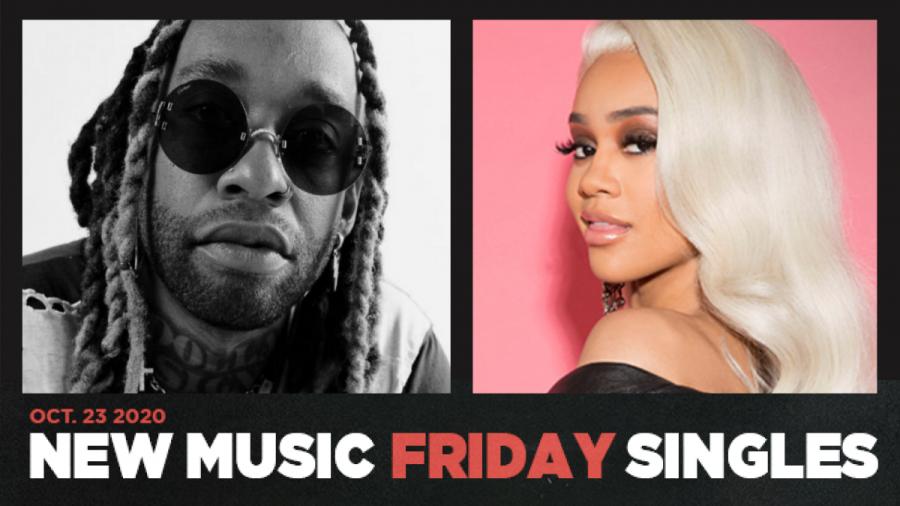 New Music Friday - New Singles From Ty Dolla $ign, Saweetie w/ Jhene Aiko, Jeezy w/ Yo Gotti & More