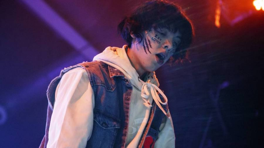 Lil Xan Sued For Assault & Battery After Pulling Out Gun Over 2Pac Comments