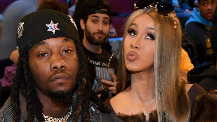 Offset Puts Cardi B On Blast For 'Lying' In Her 'WAP' Verse
