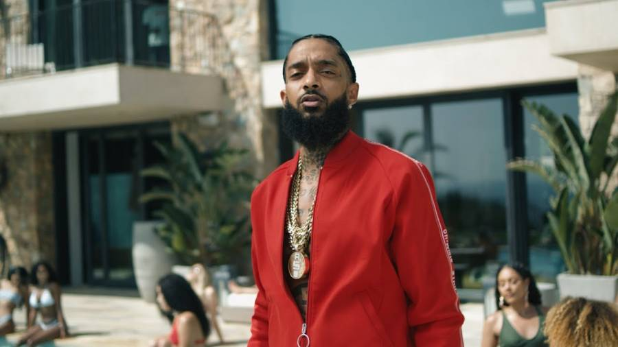 Nipsey Hussle Was Working On Documentary About Nas' 'I Am...' Album