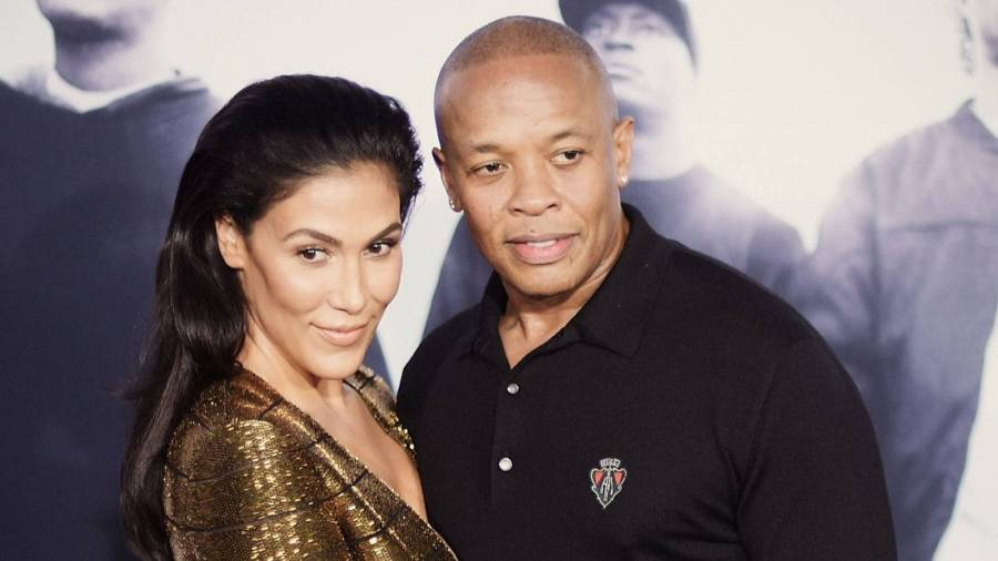 Dr. Dre's Estranged Wife Exposes His COVID-19 Non-Social Distancing In Court