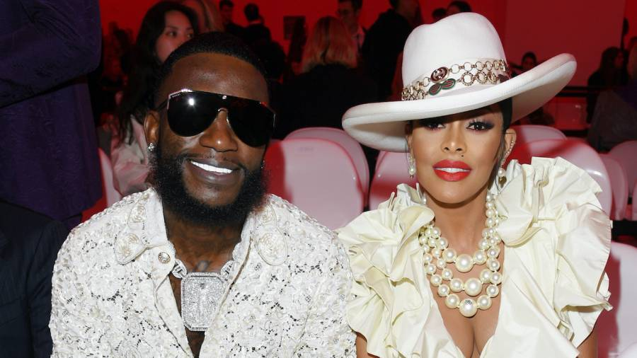 Gucci Mane & Keyshia Ka'Oir Receive Tiffany & Co. Baby Silverware From Beyoncé