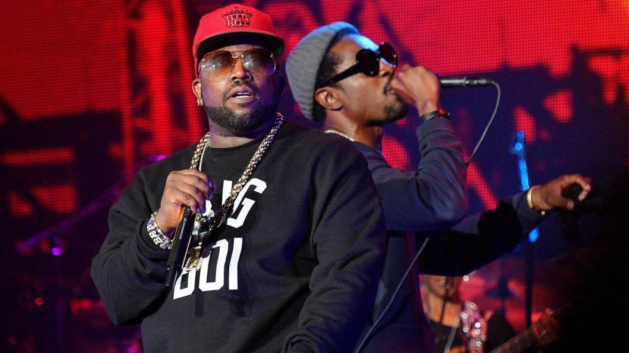 Outkast's André 3000 & Big Boi Both Rap On Goodie Mob's 1st Album In Seven Years