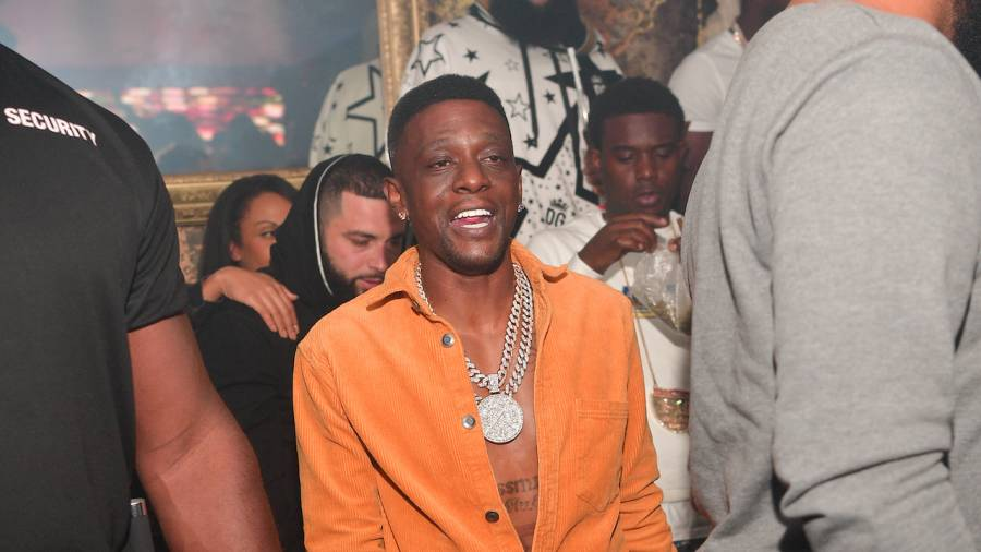 Boosie Badazz's Wheelchair-Bound Concert Was A Success