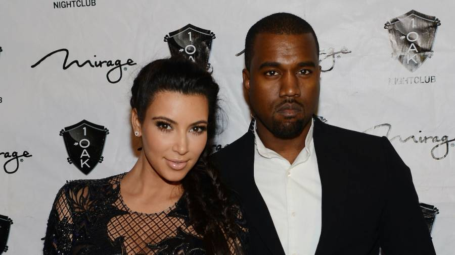 Kanye West's 'Lost In The World' Single Originated From Poem He Wrote For Kim Kardashian