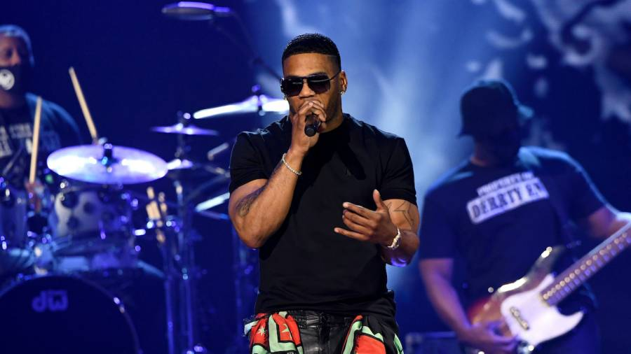 Nelly's 'Dancing With The Stars' Shoes Raise $50K To Benefit Human Trafficking Survivors