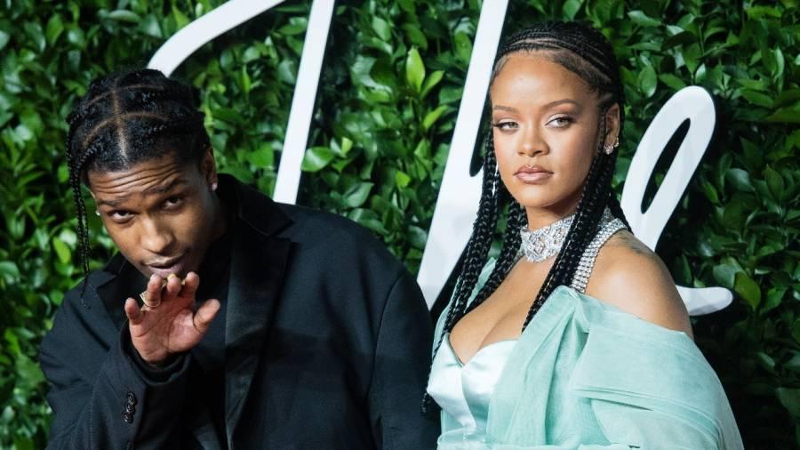 Lord Pretty Flacko Jodye & RiRi: A$AP Rocky & Rihanna Are Reportedly A Couple