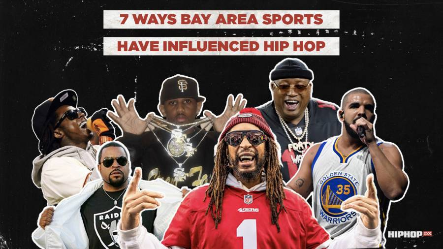 7 Ways Bay Area Artists & Sports Teams Have Influenced Hip Hop
