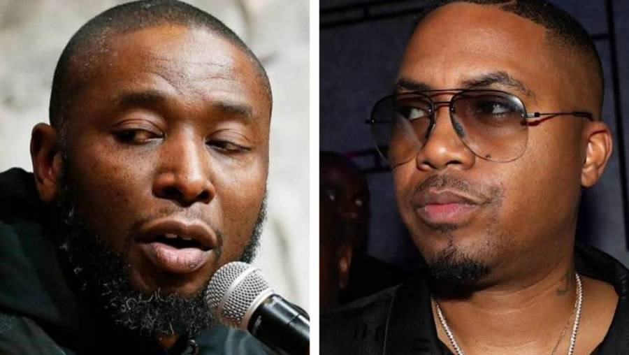 Does Producer 9th Wonder Have Beef With Nas?