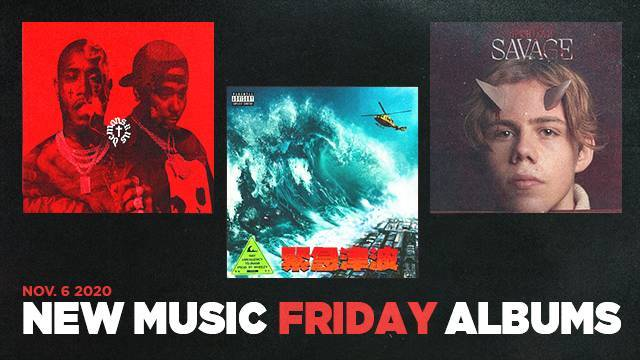 New Music Friday - New Albums From NAV, Doe Boy, The Kid LAROI & More