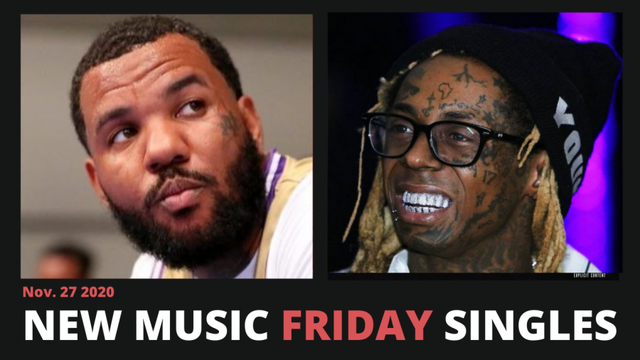 New Music Friday — New Singles From The Game & Lil Wayne, SAINt JHN & Kanye West, Lil Yachty & Future & Playboi Carti & More