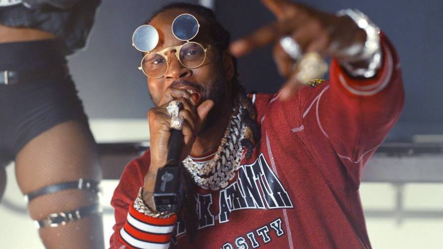 2 Chainz Endorses Joe Biden While Performing 'I'm Different' During Atlanta Rally
