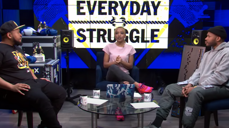 Akademiks, Nadeska Alexis & Wayno Announce End Of Complex's 'Everyday Struggle'