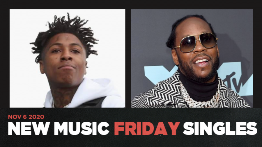New Music Friday - New Singles From 2 Chainz w/ Mulatto, Hit-Boy w/ Big Sean & Fivio Foreign, 42 Dugg & More