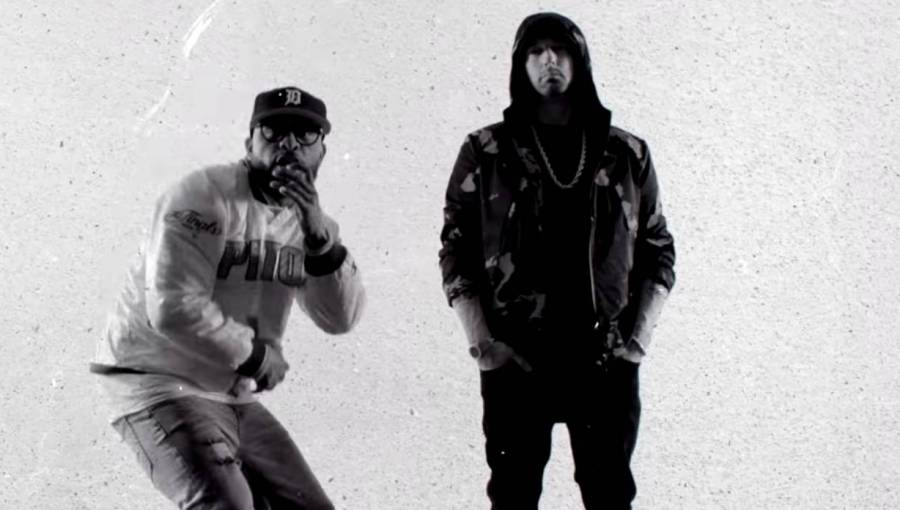 Eminem & Royce Da 5'9 Step Up For Detroit Students Through The Marshall Mathers Foundation With 'Stan' Capsule
