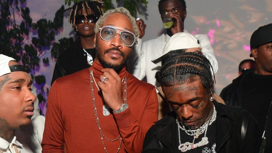 Future & Lil Uzi Vert's 'Pluto x Baby Pluto' Storms In At No. 2 On Billboard 200 Chart