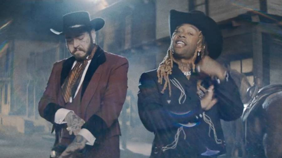 Snoop Dogg Is The Wild-West Narrator In Ty Dolla $ign & Post Malone's 'Spicy' Video
