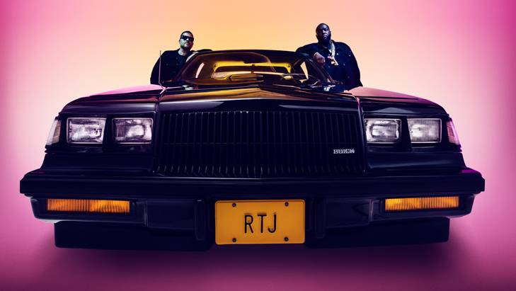 Killer Mike Bashes Grammy Voters While Hinting At A 'RTJ5' Album