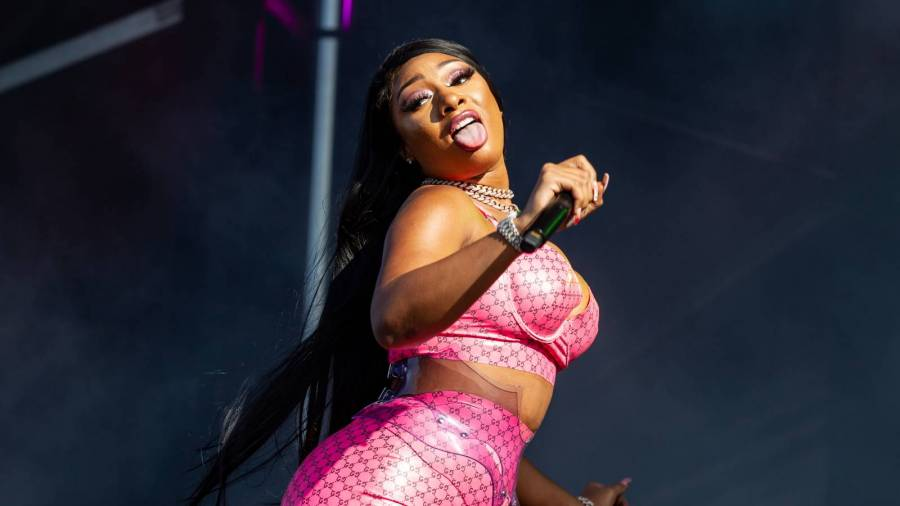 Megan Thee Stallion Laughs Off Ex-BFF's 2Pac 'Hit 'Em Up' Diss Song Addressing Tory Lanez Incident
