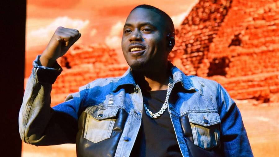 Nas Passes Proverbial Rap God Torch To Conway The Machine